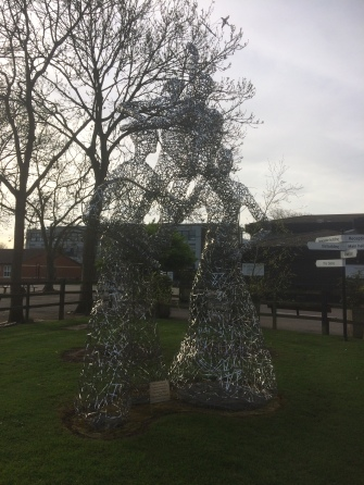 UHS sculpture