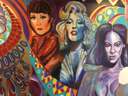 Child women artists corridor