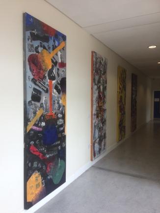 WD drama corridor