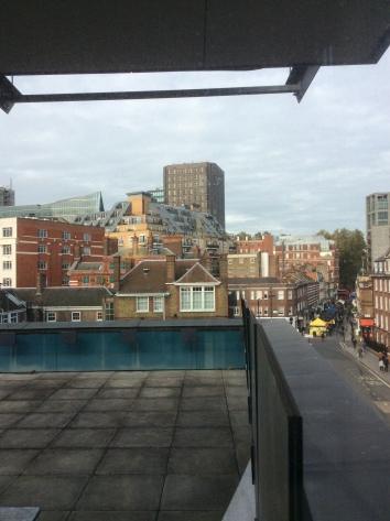GCH terrace view