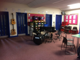 Helens music room