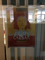 KES Julius Caesar poster